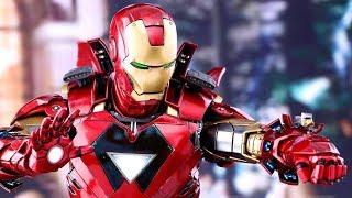 10 Coolest Iron Man Suits That Don