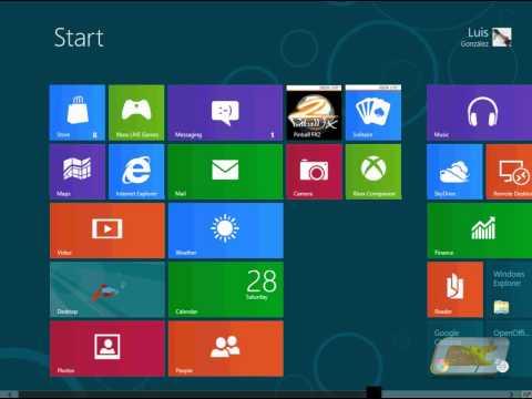 Win-8 Instalar OpenOffice-El cursor en las esquinas.avi