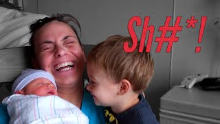 Toddlers With Potty Mouths