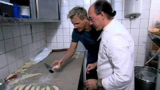 Gordon Makes the Perfect Croissant - Gordon Ramsay