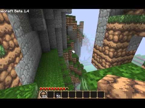 6-Year Old Plays Minecraft!?!?