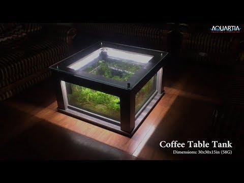 Coffee Table Tank