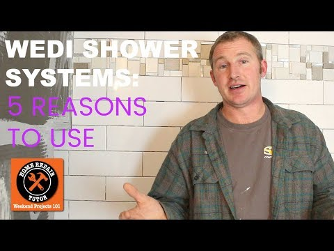 Wedi Shower Systems: 5 Reasons to Use Them (PRO Tips)