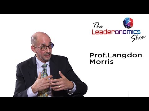 The Leaderonomics Show - Prof. Langdon Morris, CEO & Senior Partner of InnovationLabs
