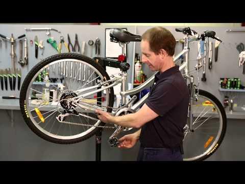 How To Adjust a Rear Derailleur