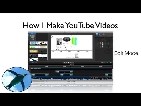 Making YouTube EDU Videos