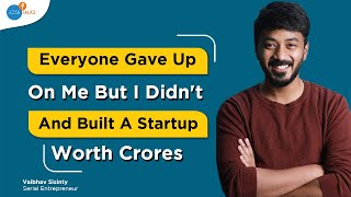 How To Transform Challenges Into Your BIGGEST OPPORTUNITIES | Vaibhav Sisinty | Josh Talks