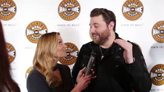 Chris Young and Brothers Osborne at American Currents Hall of Fame Exhibit