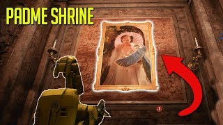 Padmes Secret Shrine [Battlefront 2]