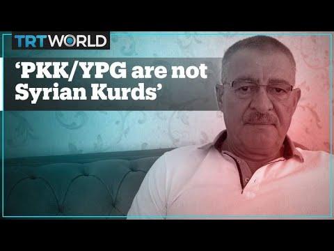 Xxx Mp4 Syrian Kurd Leader Speaks About Turkey's Operation In Syria 3gp Sex