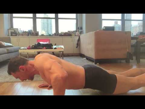 Home Chest Workout Push Ups for a Big Chest Try These Techniques