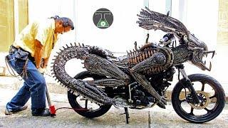 10 CRAZY MotorCycles | 10 चमत्कारी मोटरसाइकिल्स जिन्हे आप बिलकुल नहीं जानते