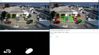 Background Subtraction-OpenCV - PakVim net HD Vdieos Portal