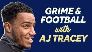 Grime and Football: Take A Trip Through London With Tottenham Fan and Musician AJ Tracey