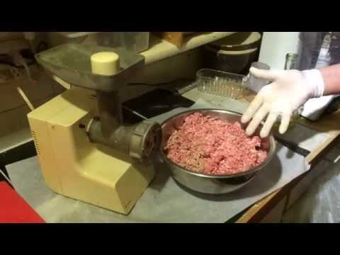 How to Make Your Own Ground Pork at Home Clean Grinder Tip