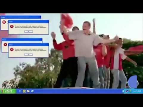 Windows Error Song EPIC MUSIC VIDEO!!!
