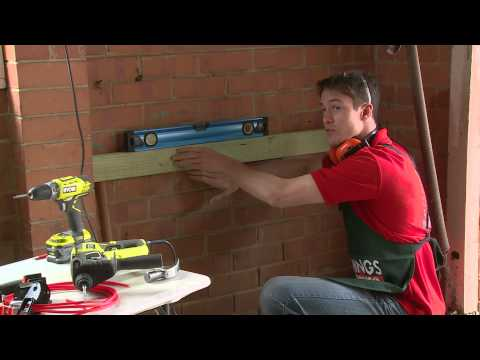 How To Store Garden Tools - DIY At Bunnings