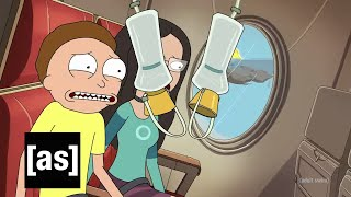 Morty Resets His Life | Rick and Morty | adult swim