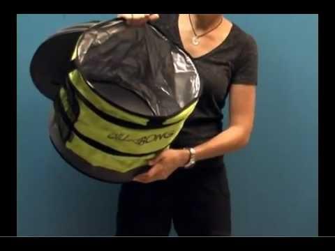 Billabong Wetty Bucket & Chiller Cooler Wetsuit Bag DRY BAG- PleasureSports.com
