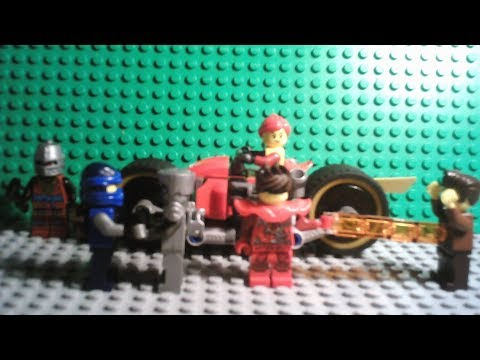 Lego Ninjago Season 2 Episode 2: Confrontation
