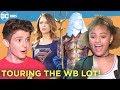 New Cast Member DC Tour Super Fan Training DC Kids Show