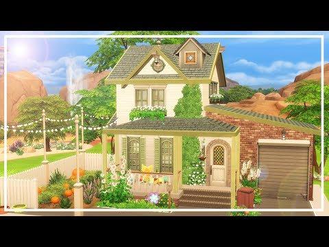 SIMS 4 LITTLE FARMHOUSE 💙 Sims 4  + Download