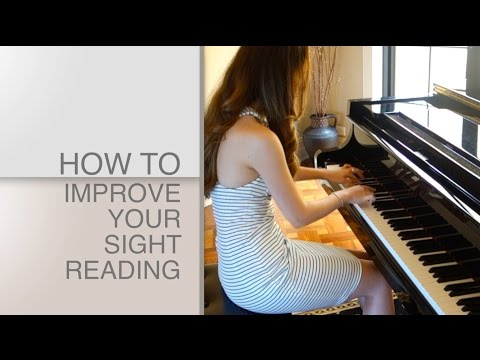 How To Improve Your Sight Reading