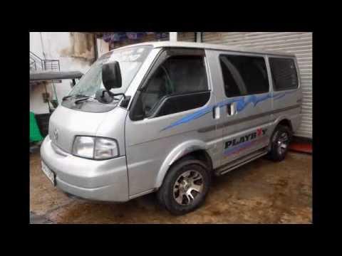 Mazda van for sale in Srilanka (www.ADSking.lk)