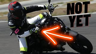 Why Trail Braking Should NOT Be Taught In The Beginner Course