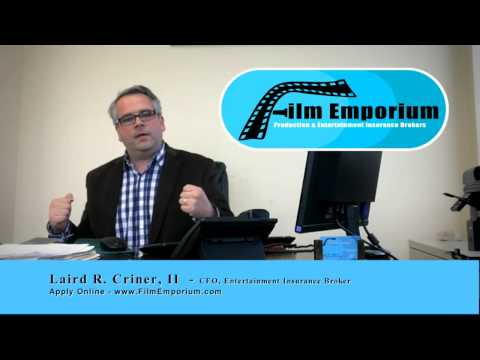 02 - Workers' Comp, General Liability, & Rented Equipment Insurance for Films - Film Emporium