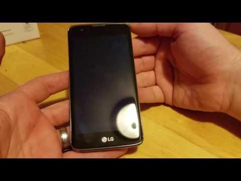 LG Tribute 5 Safe Mode