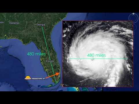 Channel Update: Threat of HURRICANE IRMA 09/06/17