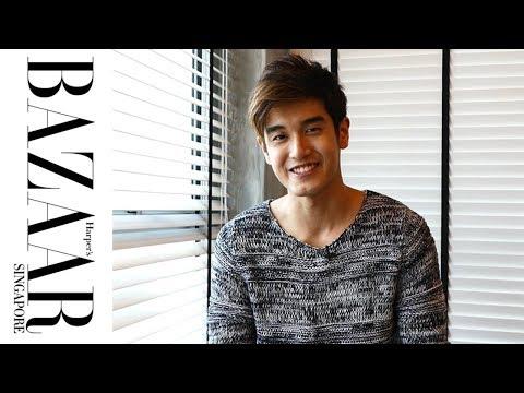 Nathan Hartono Teaches You How To Say Fashion Brand Names in Mandarin