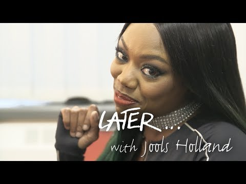 Lady Leshurr's exclusive dressing room freestyle (Later... With Jools Holland)