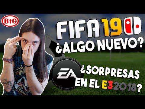 FIFA 19 en SWITCH será MENOS INSULTANTE...¿SEGURO? | ¿Nos DORMIRÁ EA en el E3?