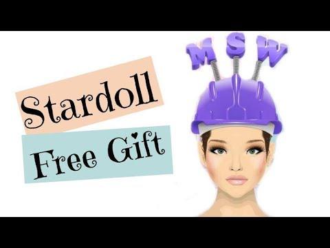 STARDOLL FREE WIG / STUFF 2017 - MSW SECRET GIFT