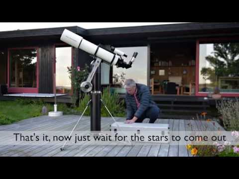Enjoy life with the Panther Telescope Mount