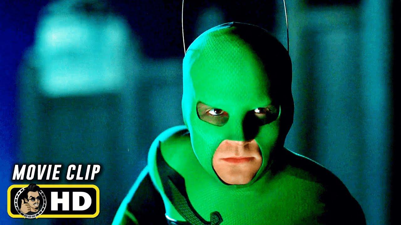 """SUPERHERO MOVIE Clip - """"Superhero Costume"""" (2008)"""
