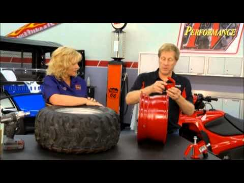 BeadBuster ATV Bead Breaker / Tire Removal Featured on Performance TV