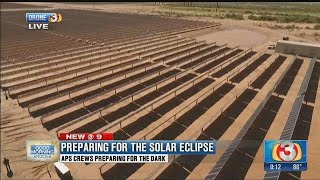 How APS is preparing for the Solar Eclipse