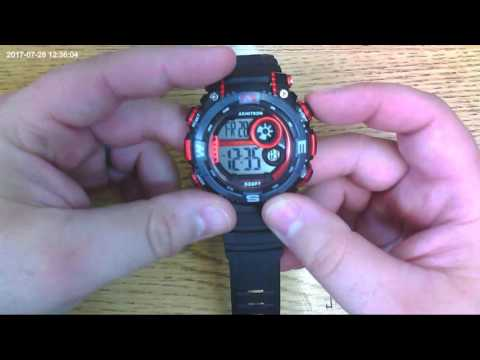 Armitron Pro Sport Watch Review| Reviews with Matt