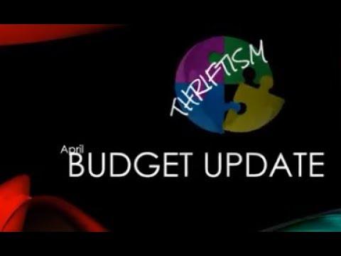 Budget Update   April 2018