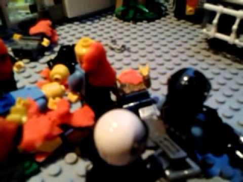 Lego bloed bad zombies 1