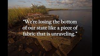 Buried at sea: As cemeteries on Louisiana