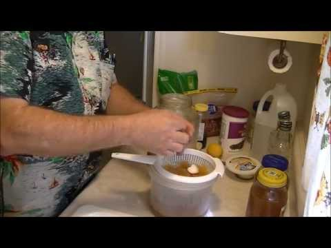 How to process your water kefir