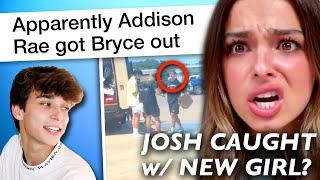 Addison Rae SAVES Bryce Hall from Jail? Josh Richards FRAMED, Nessa PISSED