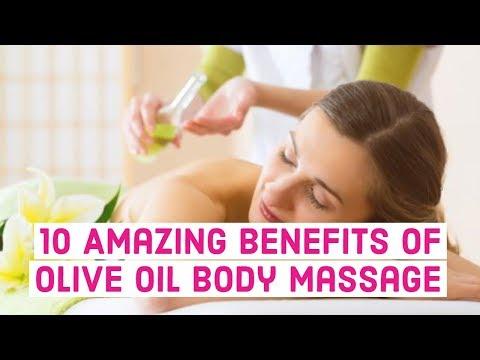 10 Amazing Benefits of Olive Oil Body Massage