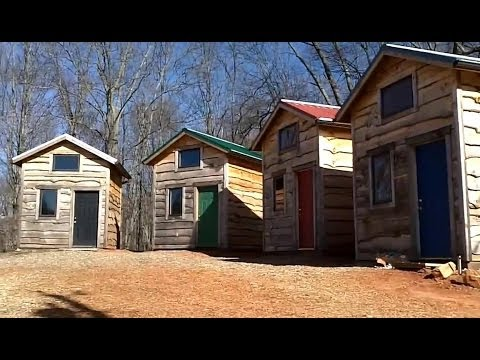$10,000 Tiny House Eco-Village / Mortgage Free, Self Sufficient, Off Grid Community!!!