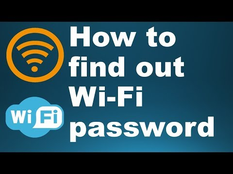 How To Find out Wi-Fi Password Using CMD Of All Connected Networks