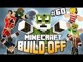 Minecraft Build Off #60 - YETI?!
